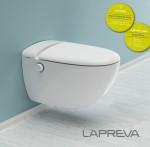 LaPreva P3 Dusch-WC weiss
