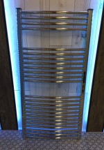 Aktion ab Ausstellung: Handtuchtrockner CLASSIC 1200x500 chrom