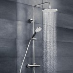RS 100 Thermostat mit Sicherheitsthermostatarmatur Shower-Set