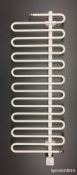 Sanolux Badheizkörper S-Design, weiss elektrisch 1050x500
