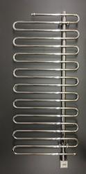 Sanolux Badheizkörper S-Design, chrom elektrisch 1750x600